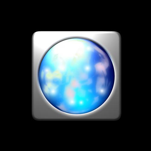 Be my design guru for slick iPad app icon : )