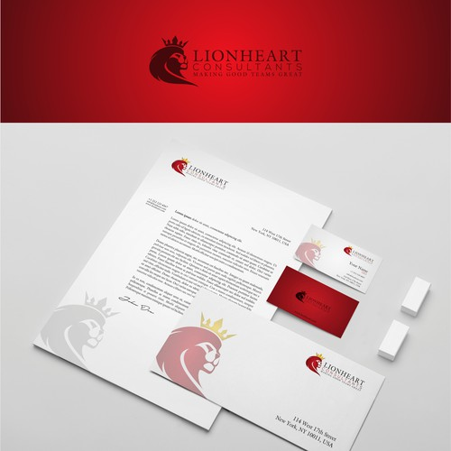 Lrand identity pack for LIONHEART