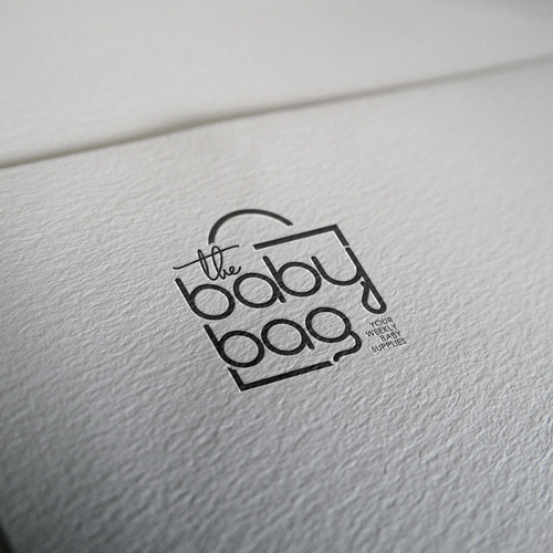 create a modern logo for a new type of delivery service designed for busy families