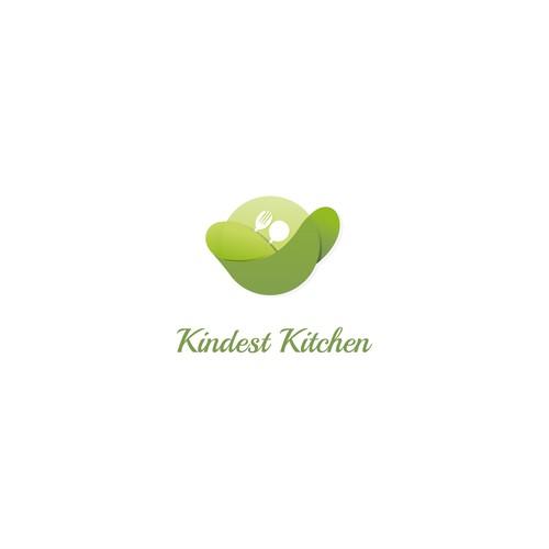 Logo concept for a food range logo