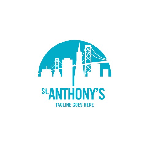 Logo design for non profit organization who providing paths to stability for thousands of San Franciscans living in poverty.