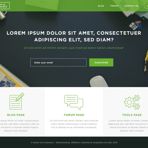 Design for Forum
