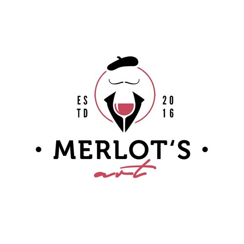 Modern Winery Logo