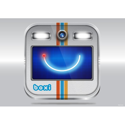 Icon app for Boxi