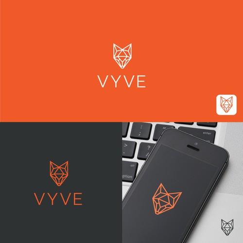 Vyve – fox logo