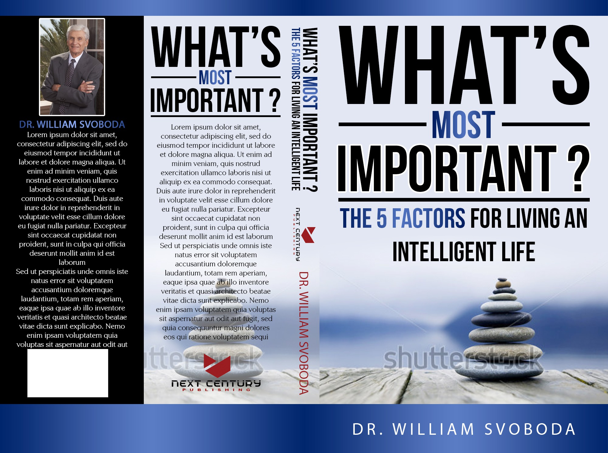 WHAT'S MOST IMPORTANT? book cover