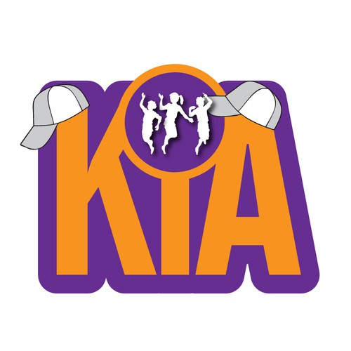 logo for Kids Into Action