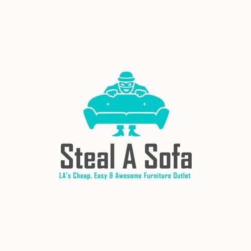 steal a sofa