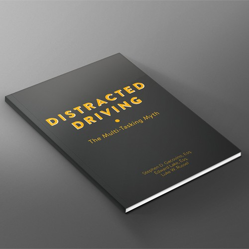Book Cover about Distracted Driving