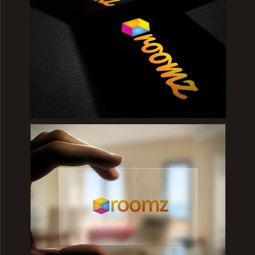 logo for roomz