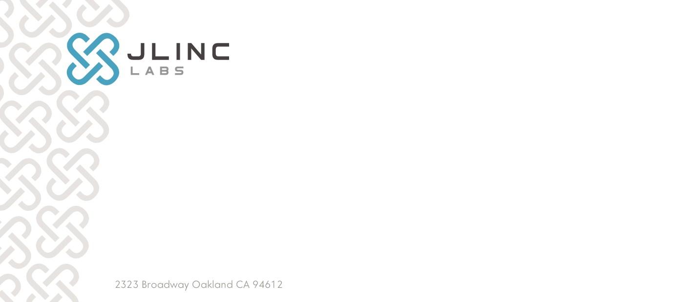 JLINC Stationey + Business card
