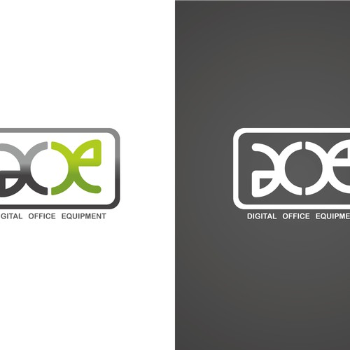 Digital Office Equipment needs a logo!!!