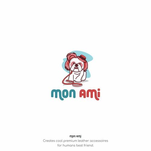 Animal Logo Concept for mon ami