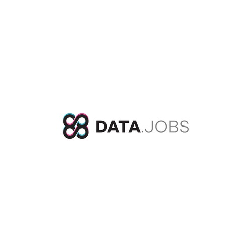 Create an unforgettable logo for specialized job site for AI and Data Science specialists