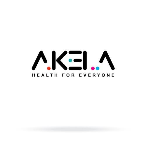 AKELA health logo