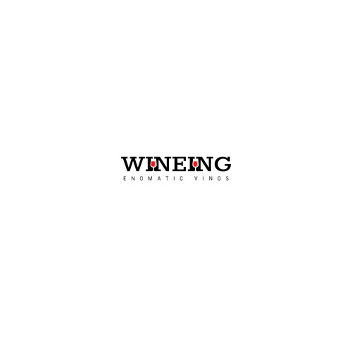 Logo Design Concept for Winery