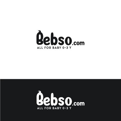 Bebso logo design