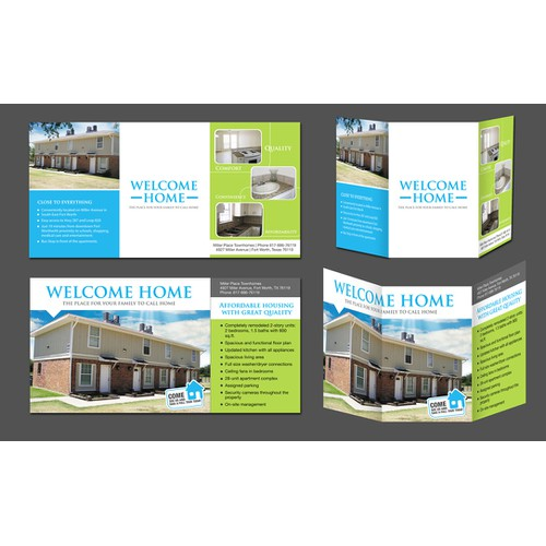 Help Miller Place Townhomes  with a new print or packaging design