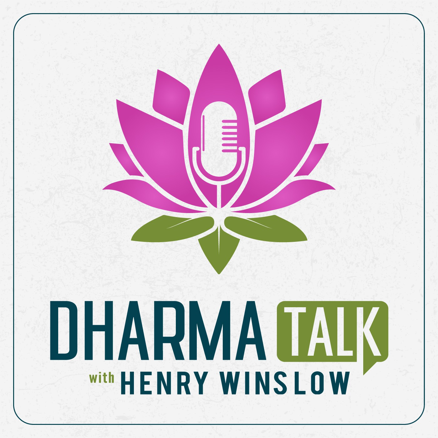 Design an eye-catching logo/cover for a new yoga podcast