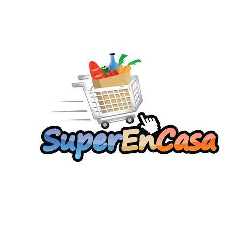Super en Casa needs a new logo