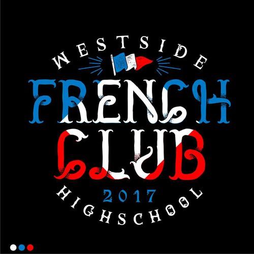 French Club T-shirt for www.imagemarket.com