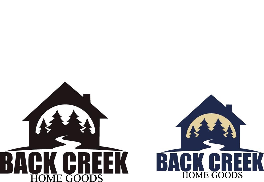 Back Creek Home Goods Logo