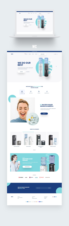 eCommerce Website Homepage Needed