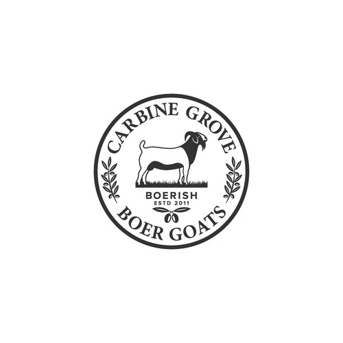 Vintage logo for Carbone Grove