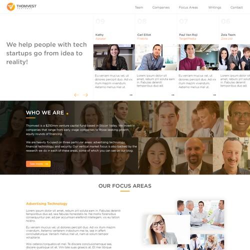 Thomves webdesign
