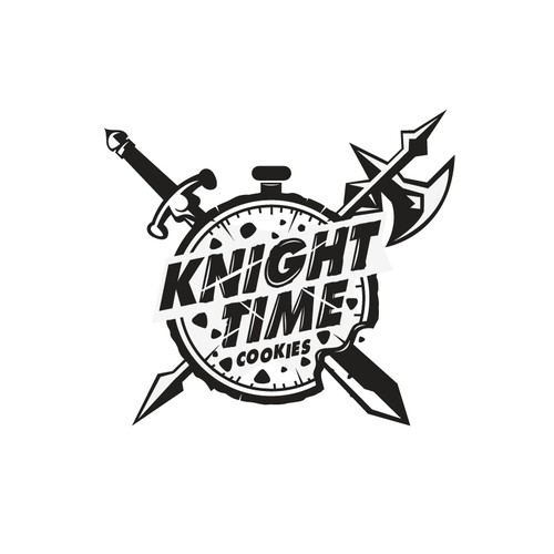 Knight time cookies