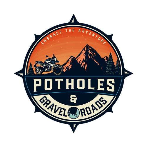 Potholes & Gravel Roads