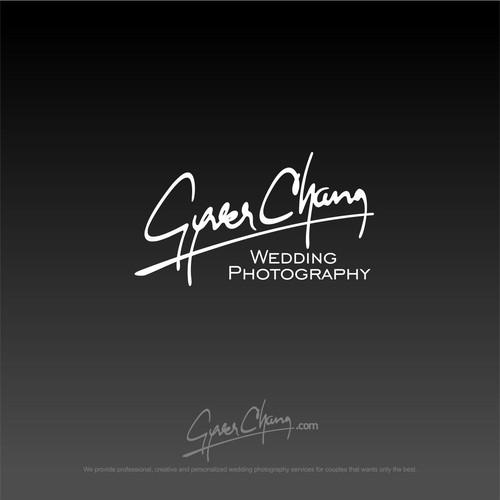 Signature Logo for a passionate wedding photographer