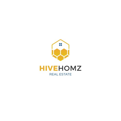 Logo Concept for Hive Homz