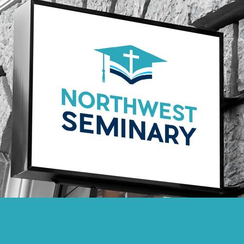 "Logo Design for ""Northwest Seminary"""