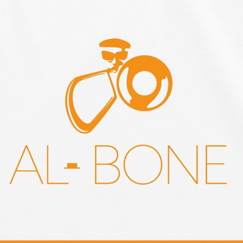 Logo musician trombone