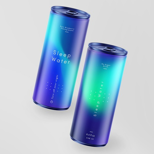 Can for Sleep Beverage