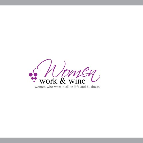 Help Women Work and Wine with a new Logo Design