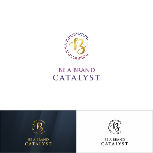 Logo Concept for Be a Brand Catalyst