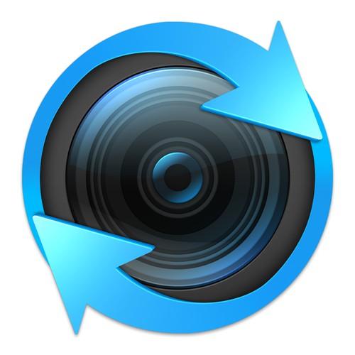 Camera Sync Icon