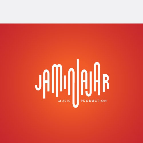 Music Production Company Logo