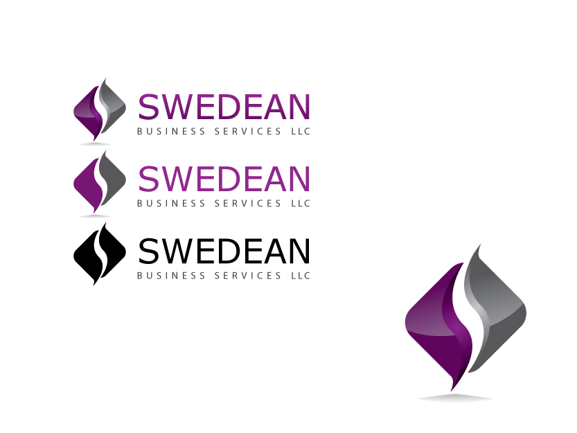 Create the next logo for Swedean Business Services LLC