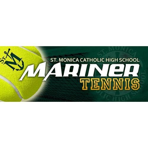 High school sports banner