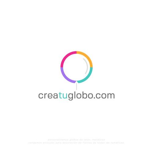 Creatuglobo.com | Logo design