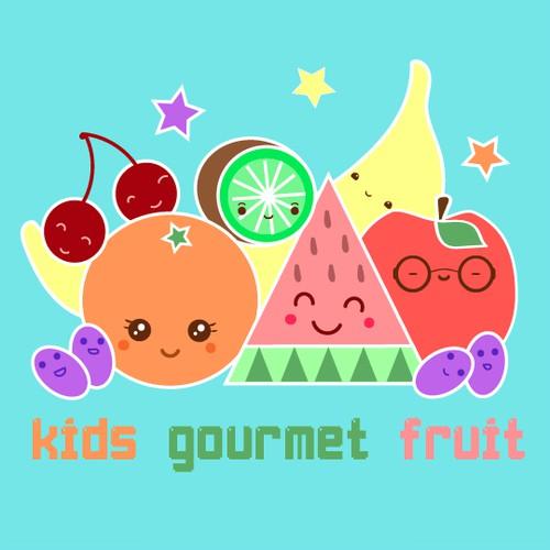 Kids Gourmet Fruit