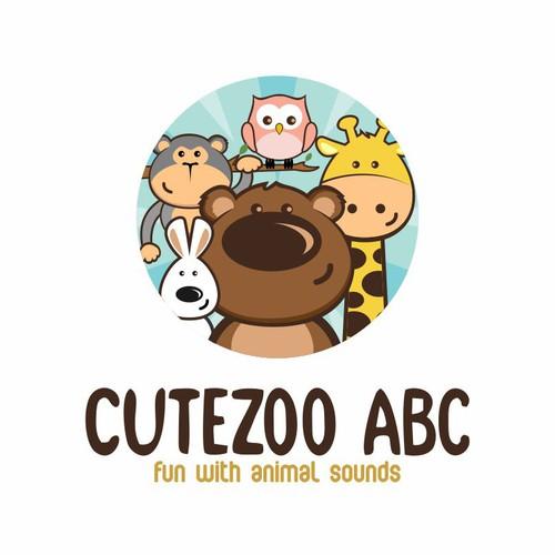 Cute Zoo ABC