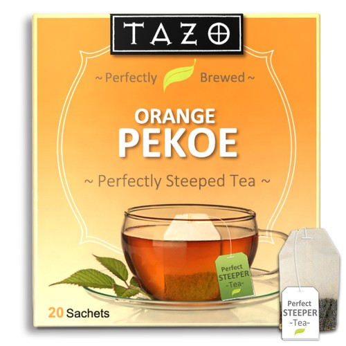 Tea Product Concept Images
