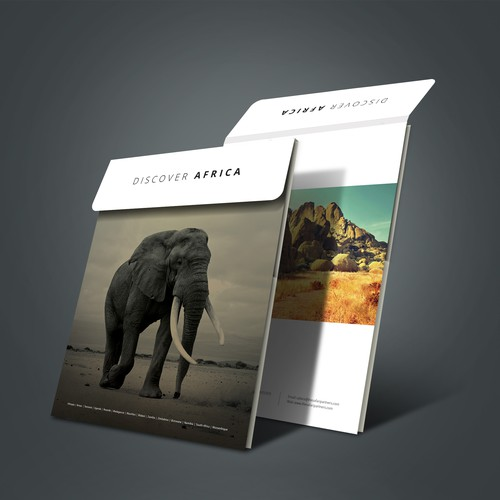 Safari Brochure/Docket and leaflets