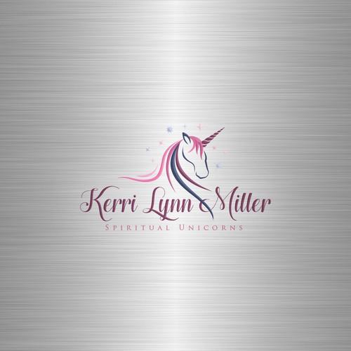Kerri Lynn Miller, Spiritual Unicorns logo