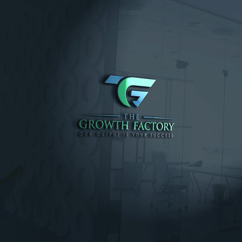 Clever logo for The Growth Marketing