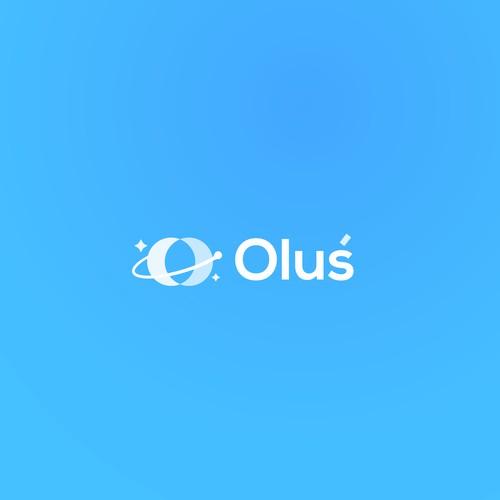 Modern Logo concept for Olus